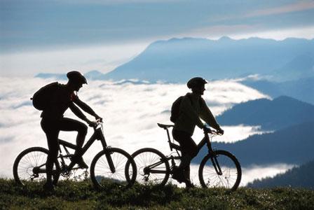 randonnées à vélo