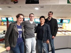 Les participants de Measure Bowling Nantes 6ème édition